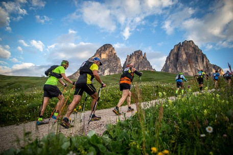 DoloMyths Run Sellaronda Ultra Trail