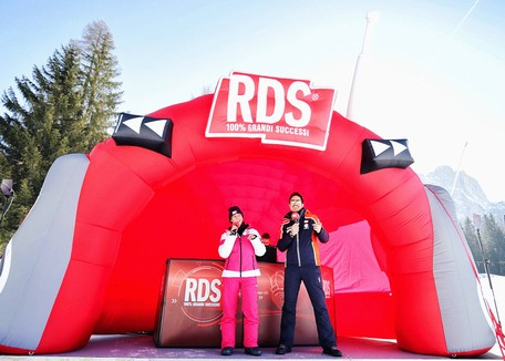 RDS - Play the winter - Val di Fassa